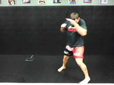 Blacklist KRU Muay Thai 8 count foot work