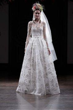 Barcelona Bridal Fashion Week: Wir berichten von den neuen Hochzeitsmodetrends 2017 - Hochzeitswahn - Sei inspiriert!