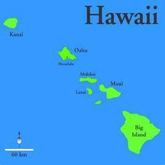 Worksheet. Harrison  Co Map of Hawaii  Hawaii