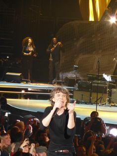 Rolling Stones at Newark, NJ 12/13/2012