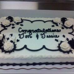 Fantastic Wedding Cake Frosting Tiny Wedding Cakes Near Me Rectangular Wedding Cake Design Ideas Glass Wedding Cake Toppers Youthful Harley Davidson Wedding Cakes GreenCake Stands For Wedding Cakes Fall Wedding Cakes | Fall Wedding Sheet Cake   By Corrie ..