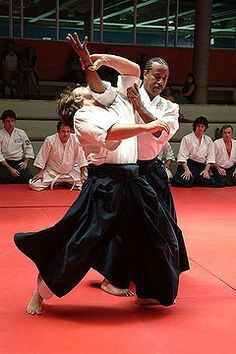 AikidoRead articles and videos on Aikido at BudoSpace.com
