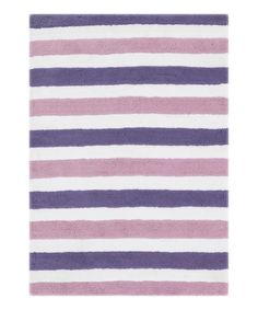 plum lilac stripes lola shag rug by loloi rugs zulilyfinds charming shag rugs