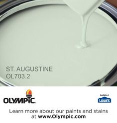 ST. AUGUSTINE OL703.2 is a part of the greens collection by Olympic® Paint.