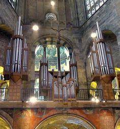 Aachen, Dom St. Maria (Hochmünsterorgel) – organindex, die freie Orgeldatenbank
