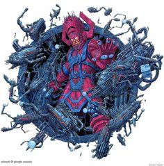 The power of Galactus