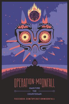 Lyndon Willoughby is raising funds for Operation: Moonfall Screen Printed Posters on Kickstarter! Help fund the creation of high-quality art prints based around one of our favorite video game franchises.