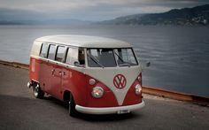 Volkswagen Bus tuning classic lowrider lowriders wallpaper ...