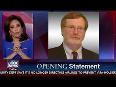 Judge Jeanine DRILLS Judge Blocking Trump Travel Ban (02/04/17)