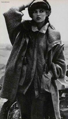 1978  Lapidus Ted Lapidus, Princess Caroline, Vintage Outfits, Vintage Clothing, Fashion Colours, Fashion History, 1970s, Diva, Clothes