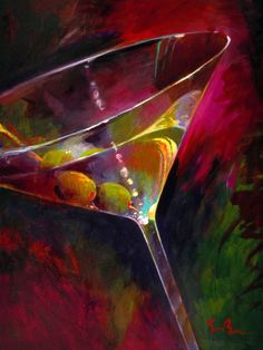 Unforgettable by Simon Bull (martini)