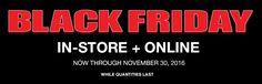Lowes Canada Black Friday 2016 Deals! LIVE http://www.lavahotdeals.com/ca/cheap/lowes-canada-black-friday-2016-deals-live/142956?utm_source=pinterest&utm_medium=rss&utm_campaign=at_lavahotdeals
