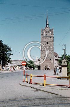 , Rostock, Kröpeliner Tor, 1957