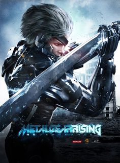 (*** http://BubbleCraze.org - You'll never put this Android/iPhone game down! ***)  Metal Gear Rising Revengeance