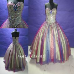 Corset Prom Dresses.Ball Gown Prom Dresses.Colorful Strapless Sweetheart Prom Dresses.Cheap Prom Dresses.Cheap Homecoming Dress.Bridal Gowns