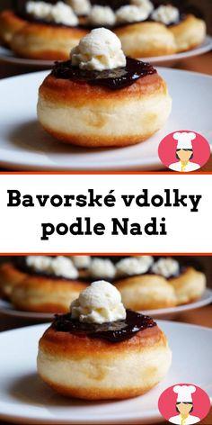 Bavorské vdolky podle Nadi Hamburger, Bread, Food, Brot, Essen, Baking, Burgers, Meals, Breads