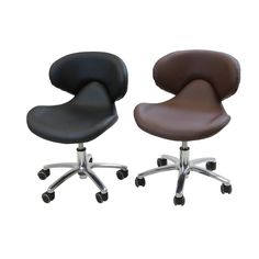 Continuum Standard Salon & Spa Nail Tech Chair with Free shipping!