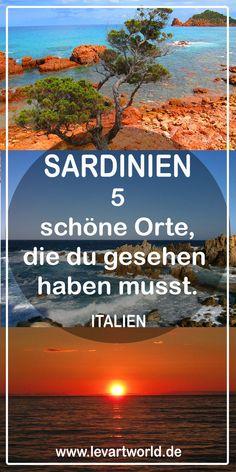 Sardinien gehört zu Italien und ist die zweitgrößte Insel im Mittelmeer. Die Insel ist sehr beliebt bei Familien mit Kindern. Sonne ist hier garantiert, sie ist schnell zu erreichen, günstig und somit perfekt für den Urlaub geeignet. In diesem Beitrag stelle ich Dir fünf besondere Orte auf Sardinien vor, die nicht nur für Familien mit Kindern interessant sind.
