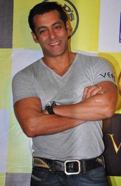 Salman Khan sweet smile forever in my heart. <3