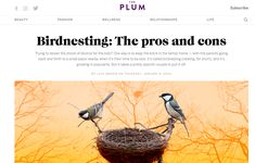 """I was interviewed for this article on the pros and cons of nesting. I was mostly """"pro"""" -- but do offer some caveats! Coparenting, After Divorce, Small Places, Home And Family, Relationship, Life, Relationships"""