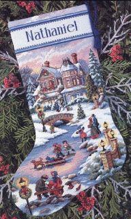 Feliz Natal: BOTAS DE NATAL