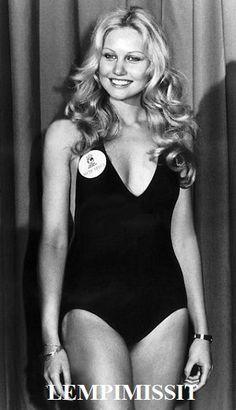 Miss South Africa, Anneline Kriel 1974