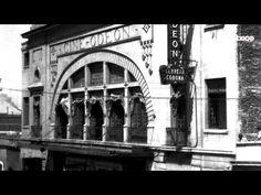 La Ciudad de México en el tiempo, Cines antiguos - YouTube