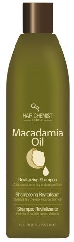 Hair Chemist Macadamia Oil Revitalizing Shampoo 2957ml10oz *** Learn more by visiting the image link.