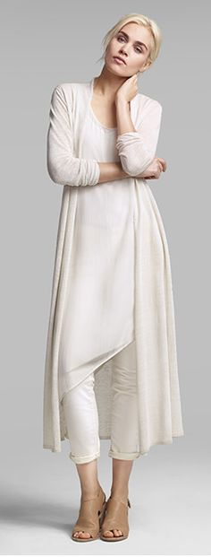Eileen Fisher | Iets voor HB MODE: Couture en Fashion, Ommen?
