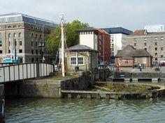 Bristol, Prince St Bridge