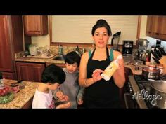 The Pasta Bar: How To Make a Healthy Meal Your Kids Will Actually Eat ...