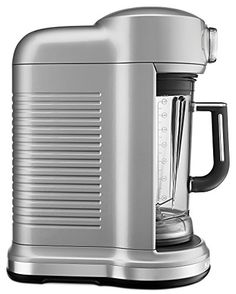KitchenAid KSB5010SR Torrent Magnetic Drive Blender, Sugar Pearl