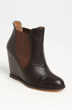 Free shipping and returns on Corso Como 'Lexy' Boot at Nordstrom.com. A curvaceous wedge creates just-right height beneath an essential ankle boot gored for a custom fit.
