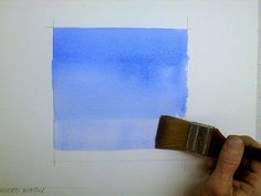Free watercolor painting tutorials