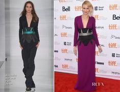 Naomi Watts In Antonio Berardi – 'While We're Young' Toronto Film Festival Premiere