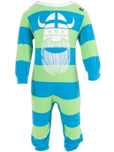 "#Danefae, Strampler ""Erik"" - € 36,25 - Wikimo Kindermode - blau/grün gestreift by Danefae Kind Mode, Wetsuit, Baby, Swimwear, Fashion, Green Stripes, Blue Green, Spring Summer, Scuba Wetsuit"