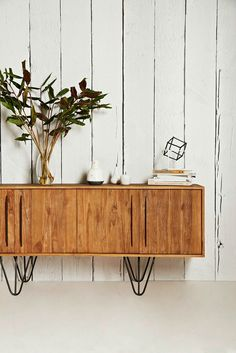 Browse and Find Distinctive Indoor and Outdoor Furniture, Homewares and Lighting inspired by uniquely Australian Living White Wash Walls, Rebecca Judd, Globe West, Indoor Outdoor Furniture, Sideboard, Natural Wood, Buffet, Interior Decorating, House Styles