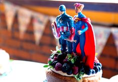 best wedding cake toppers ever?
