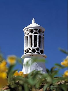 Algarve's chimney, Portugal