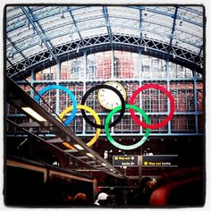 Headed to London for the Olympics? Use HopStop to navigate your way around the city and get to the events!