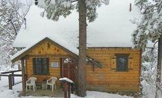 1-Bedroom Cabin with Split Loft and Lake Views -VaycayHero