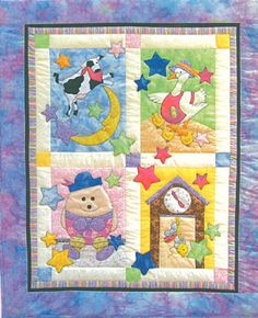 Fairy Tale Baby - Quilt Patterns