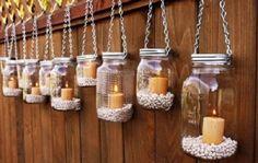 12 Abgefahrene Ideen zum Selbermachen für deine Gartenbeleuchtung! - DIY Bastelideen