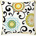 Jiti Pillows 'Ply Confetti' 20-inch Square Cotton Decorative Pillow | Overstock.com
