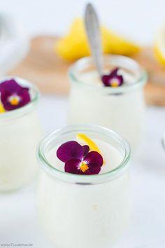 Joghurt-Zitronen-Mousse | foodistas.de