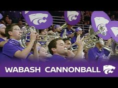 K-State's Wabash Cannonball: A Nissan Fan-Fueled Tradition