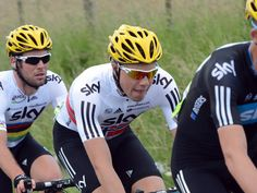 Team Sky | Pro Cycling | Photo Gallery | Tour Stage One Gallery