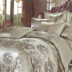 Obliečky z bavlneného saténu - S4