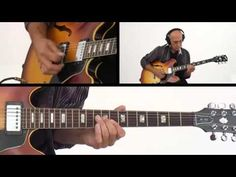 ▶ Larry Carlton - Red Hot Poker Performance - 335 Hits - Guitar Lesson - YouTube