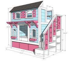 best concept loft bed plans #9625
